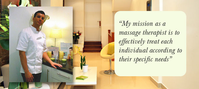 about infinity massage